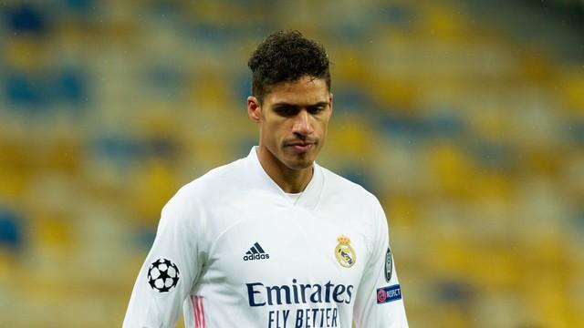 Varane lamenta mais uma derrota do Real Madrid na Champions