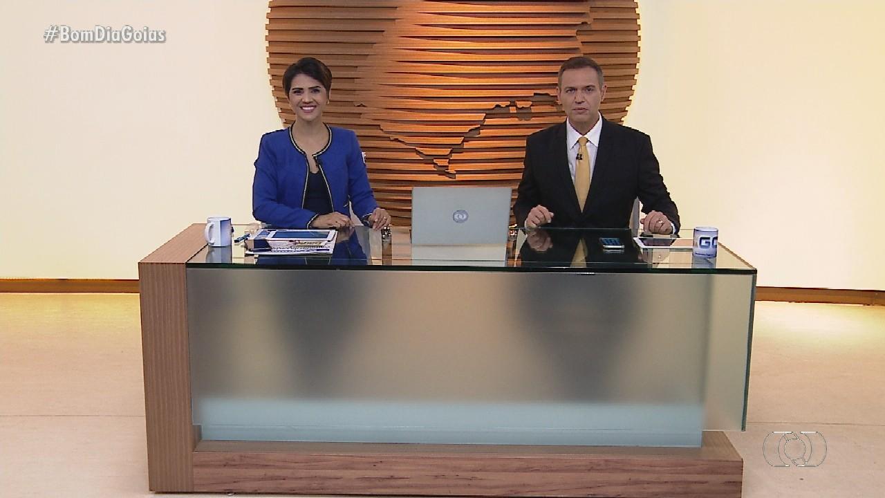 Confira o que é destaque no Bom Dia Goiás desta quarta-feira (20)