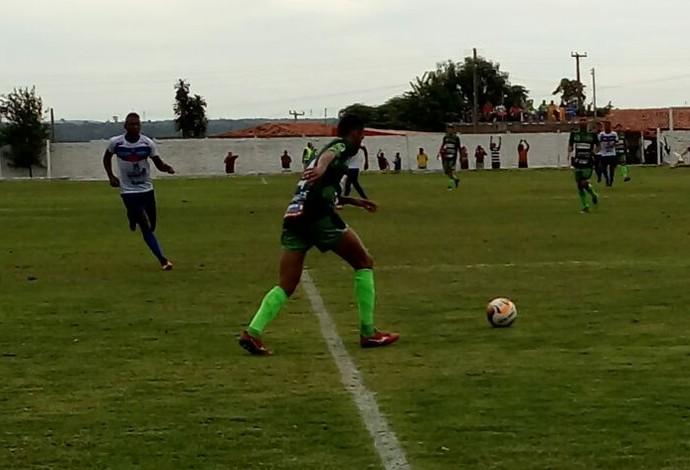 Cordino venceu o Americano e chegou as semifinais do Maranhense como primeiro de seu grupo (Foto: Leonilson Mota / Divulgação)