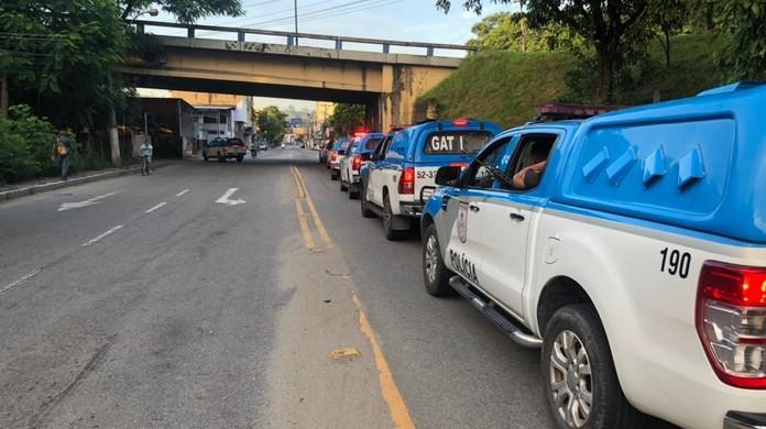 Operação prende suspeitos de envolvimento com a criminalidade em Barra Mansa  e Volta Redonda   Sul do Rio e Costa Verde   G1