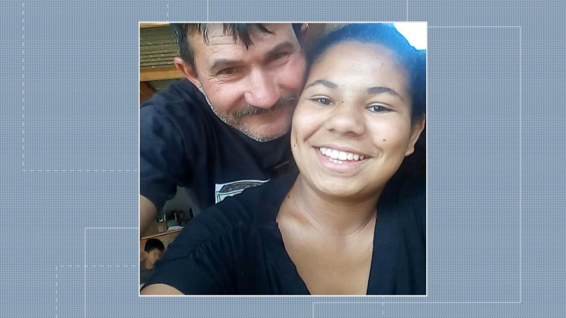 'Um anjo na vida dela', diz filha de homem morto após salvar neta de atropelamento em Araricá
