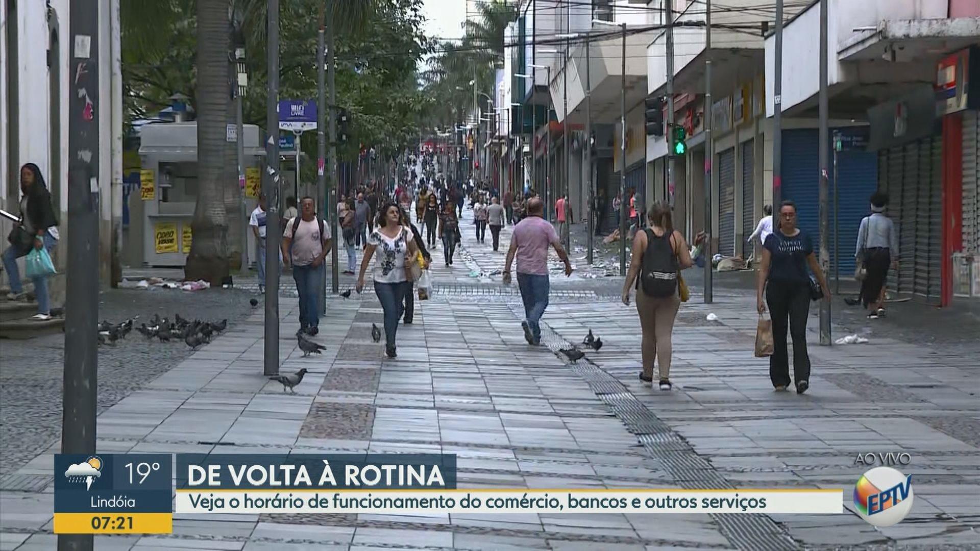 VÍDEOS: Bom Dia Cidade Campinas de quarta-feira, 26 de fevereiro