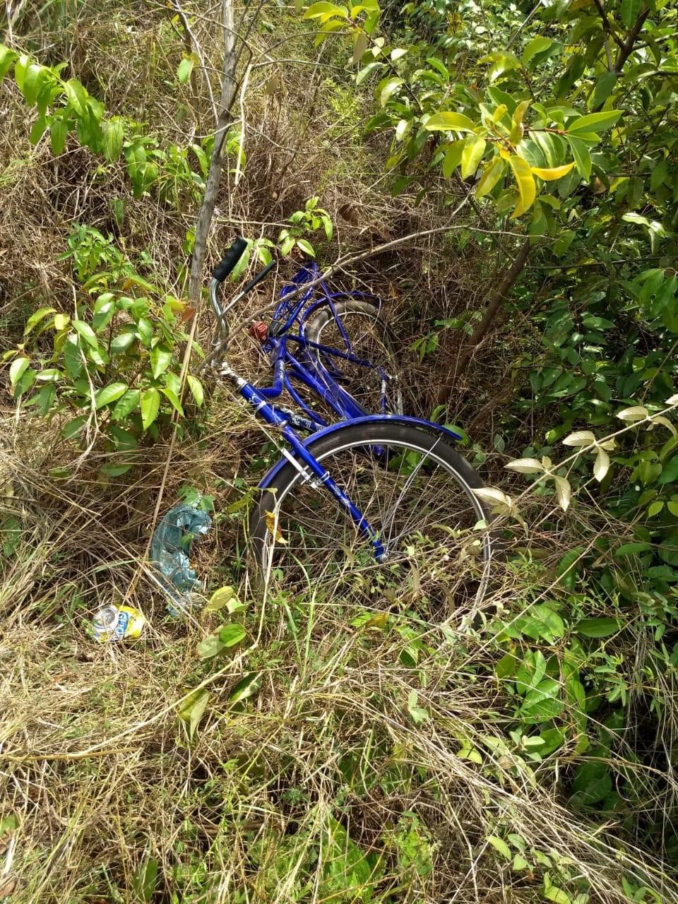 Ciclista é atropelado por veículo e morre na BR-402 no Maranhão - Notícias - Plantão Diário