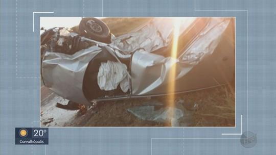 Duas mulheres morrem em acidente de carro na MG-184