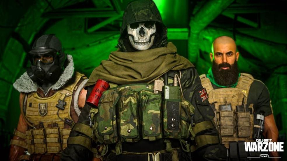 Nada de pirataria em Warzone! Caso contrário, o jogador pode sofrer punições mais sérias — Foto: Divulgação/Activision