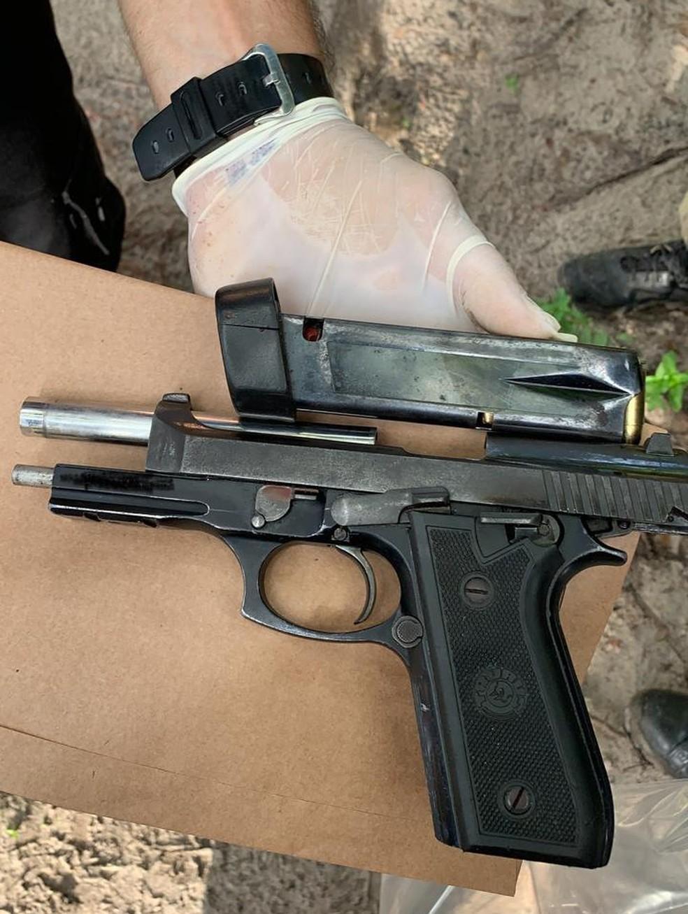 PF prende suspeitos de integrarem grupo de contrabando de cigarros no Maranhão — Foto: Divulgação/PF-MA