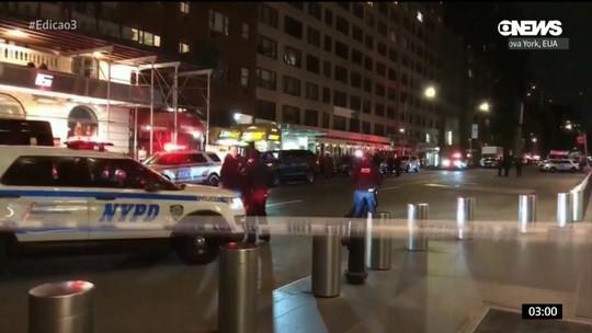 Prédio onde funciona rede de TV CNN em NY é esvaziado por ameaça de bomba