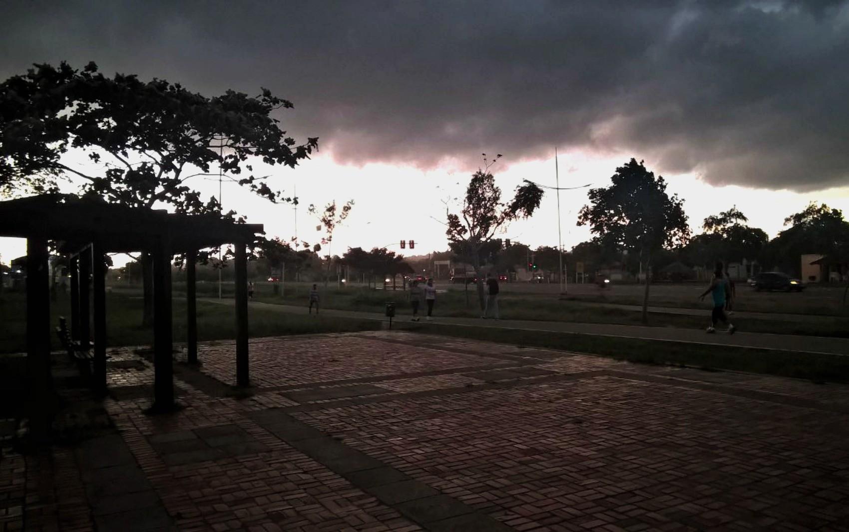 Instabilidade se espalha em todo o Acre e chuvas são esperadas nesta sexta (18) - Notícias - Plantão Diário