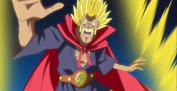 Mr. Satan em Dragon Ball Super (Foto: Reprodução )