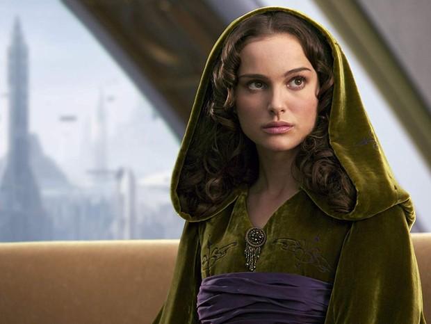 Natalie Portman: depressão com Star Wars (Foto: Divulgação/Lucasfilm)