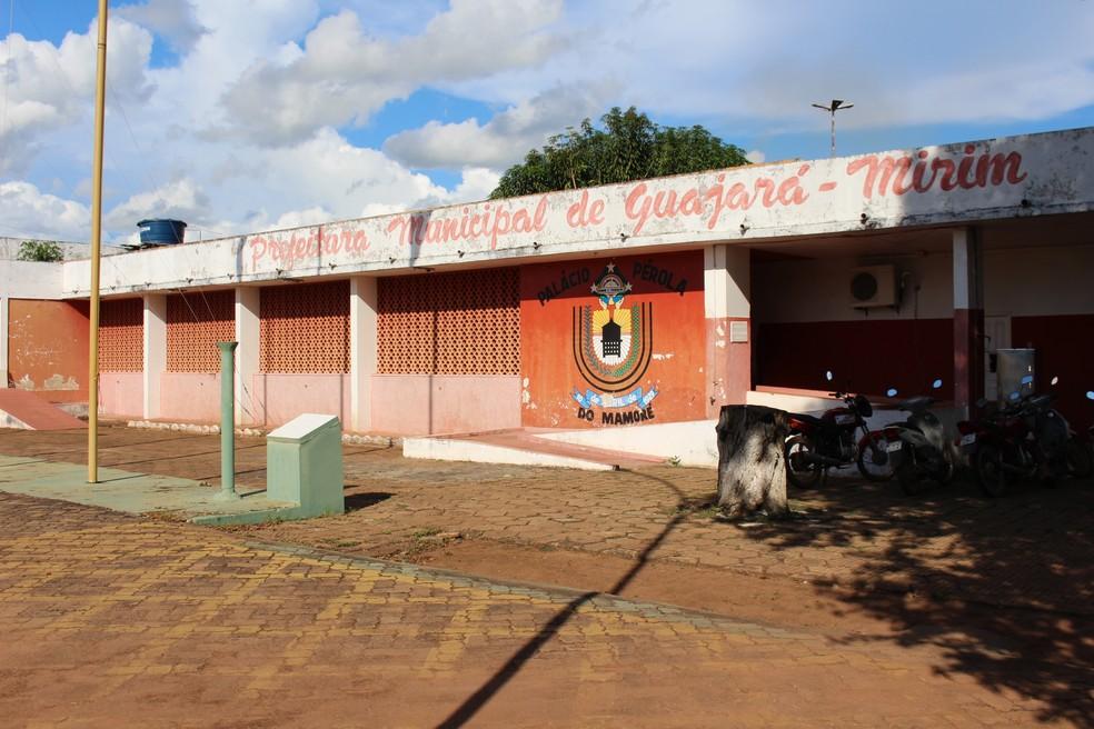 Prefeitura de Guajará-Mirim,  na fronteira com a Bolívia, não fará folia de rua (Foto: Júnior Freitas/G1)