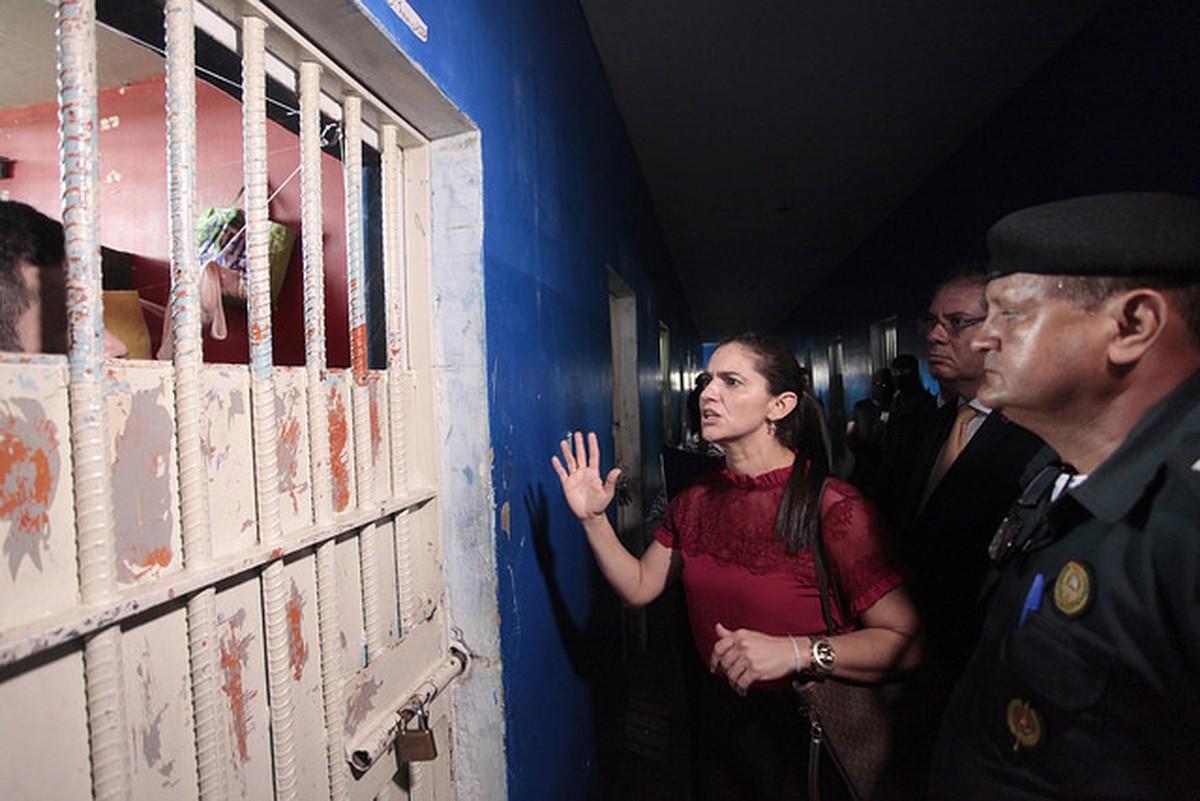 CNJ começa a cadastrar presos de Roraima em sistema nacional