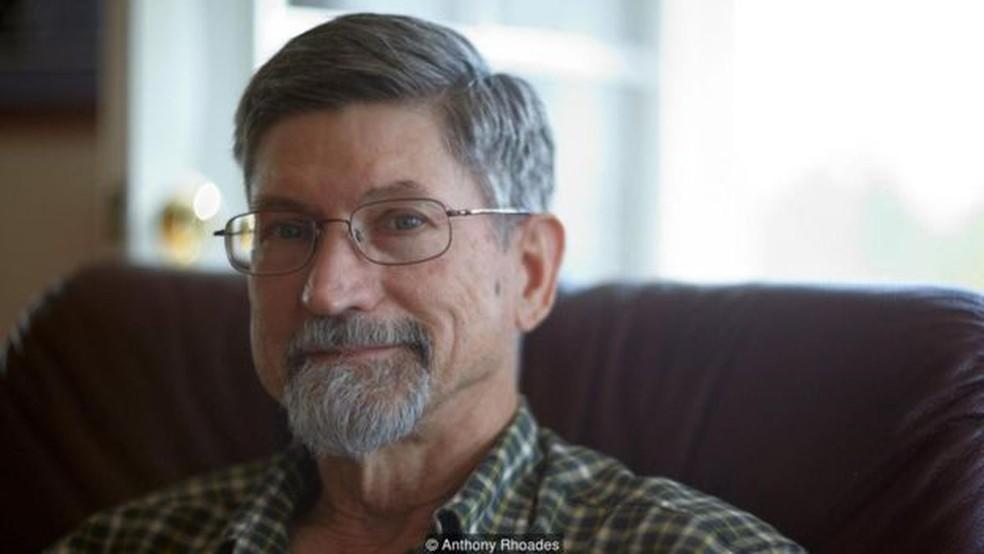 'O Acordo de Paris era necessário. Na verdade, eu não achava (que era) suficiente', afirma Bill Beaudoin, morador do Alasca  (Foto: Anthony Rhoades)