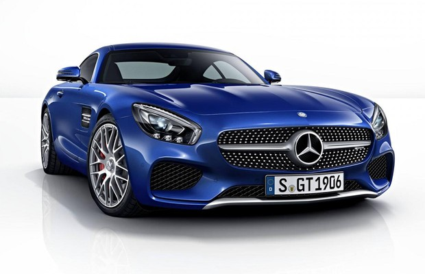 Mercedes Revela Todas As Cores Do Esportivo Amg Gt Auto