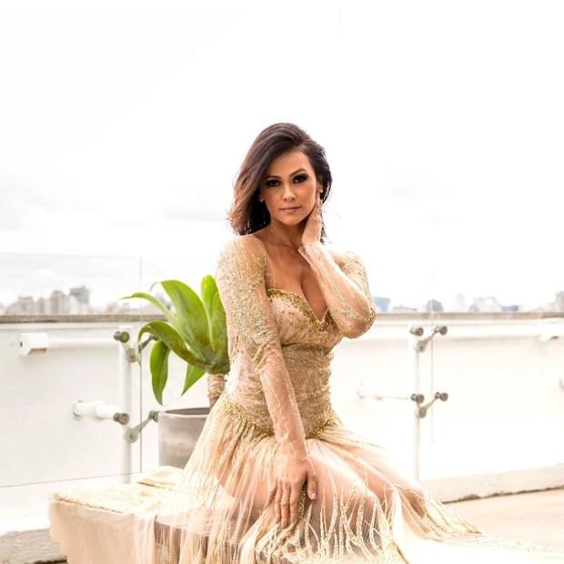 Suzana Alves (Foto: Shalimar Winkler)