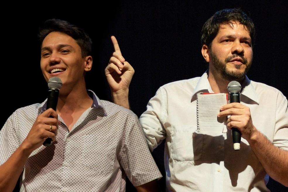 Artistas farão adesão do valor para auxiliar com gastos de Companhia de Teatro  — Foto: Tomate Cru/Divulgação