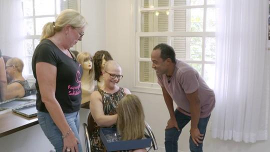 Hoje é dia de cabelo: doando a quem precisa