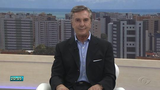 Fernando Collor, candidato ao governo de AL, é entrevistado no AL TV 1ª Edição