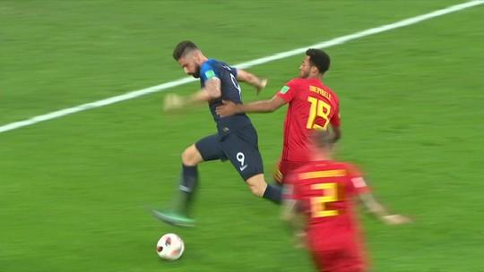 Especialistas analisam desempenho de Giroud e jejum de gols na Copa da Rússia