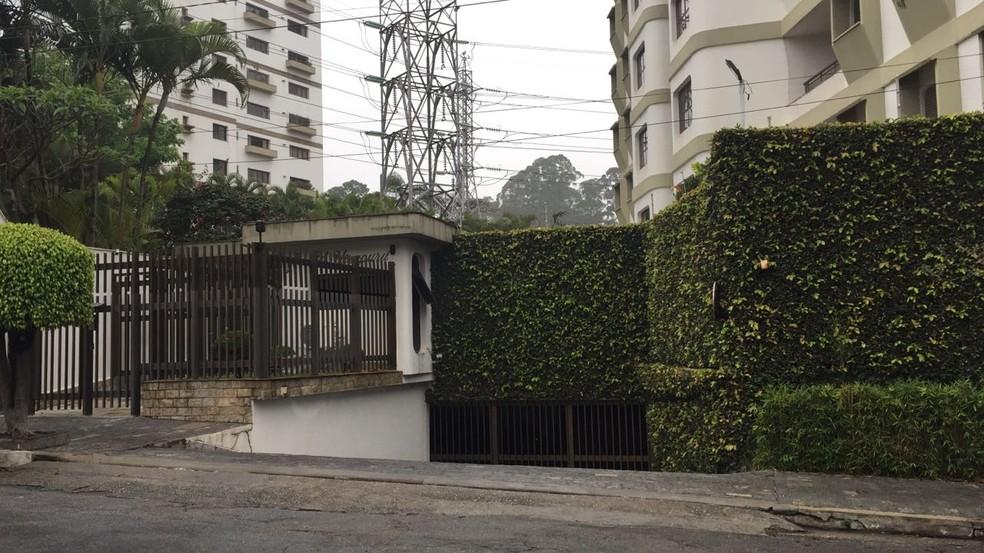 Prédio onde vive Vaccarezza, na Mooca, Zona Leste de São Paulo (Foto: André Emateguy/TV Globo)