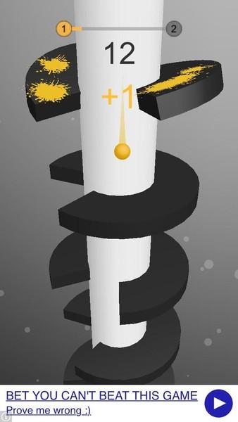 Helix Jump | Jogos | Download | TechTudo