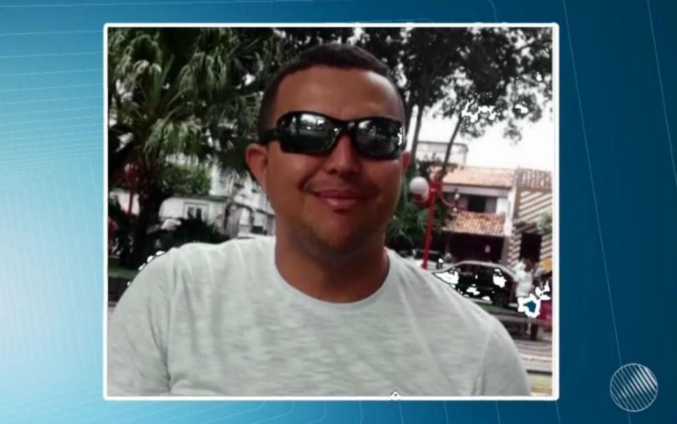 PM foi baleado durante operação em Biritinga, na Bahia (Foto: Reprodução / TV Subaé)