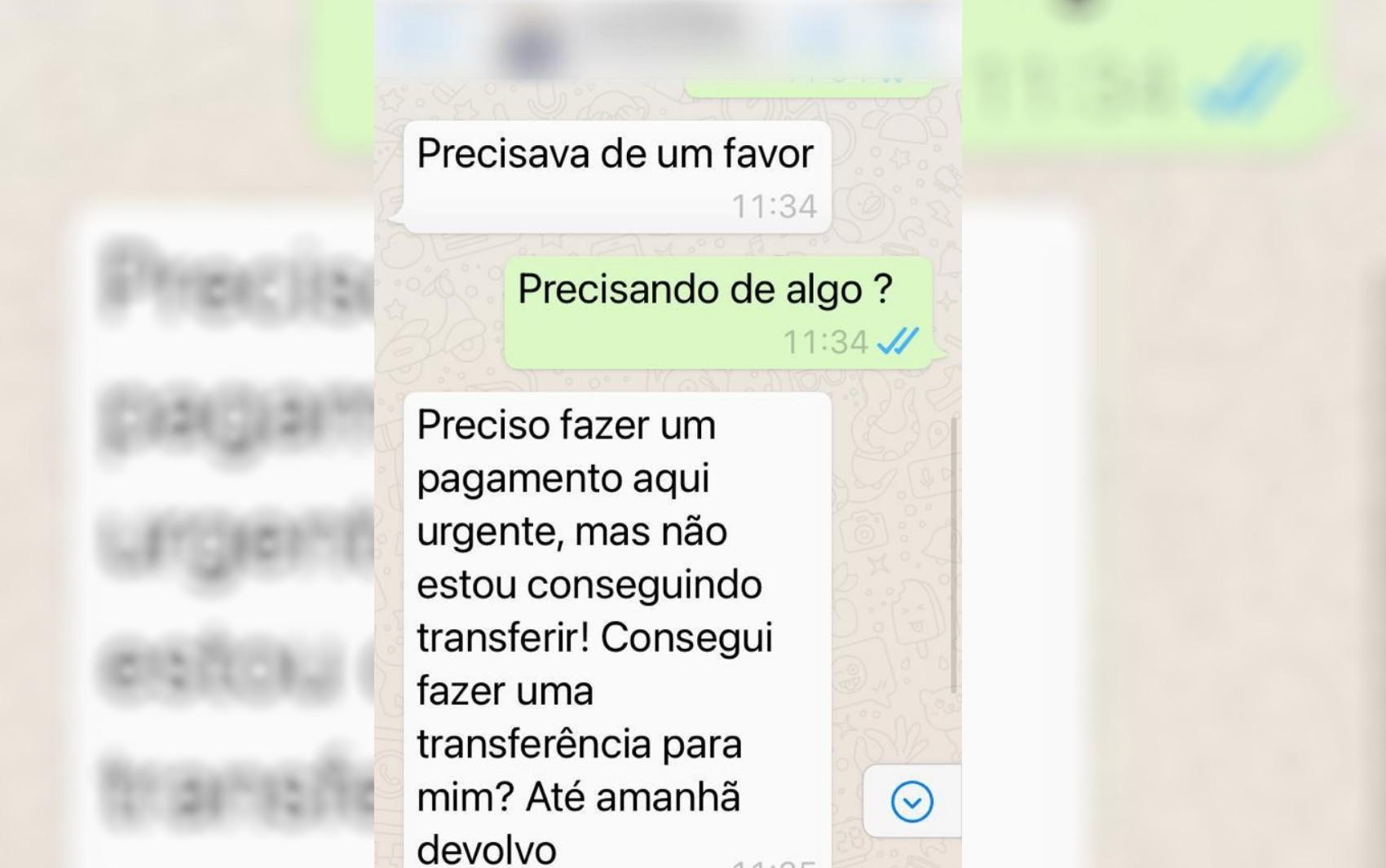 Homem é preso em Goiânia suspeito de se passar por médico de MG para pedir PIX de R$ 5 mil aos pais dele