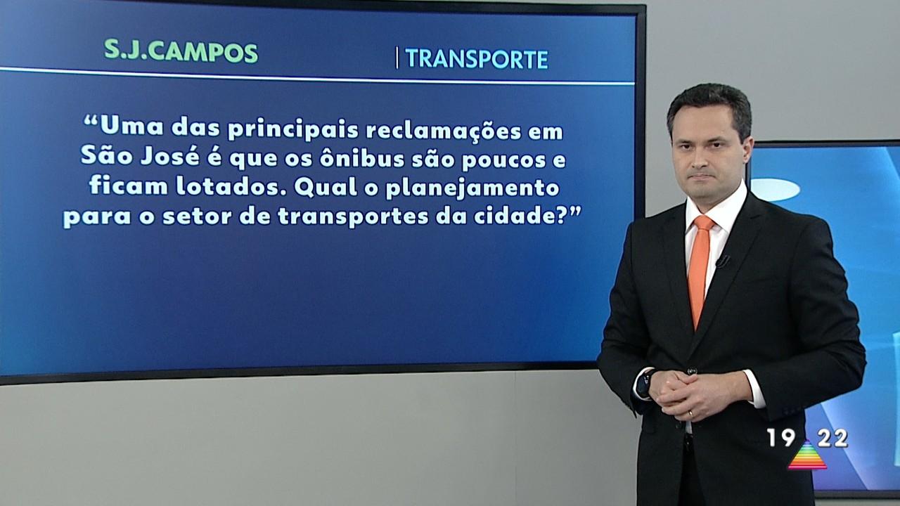 Veja as propostas dos candidatos a prefeito de São José para o transporte