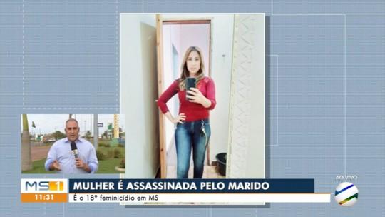 Dono de pizzaria mata a esposa em Aral Moreira