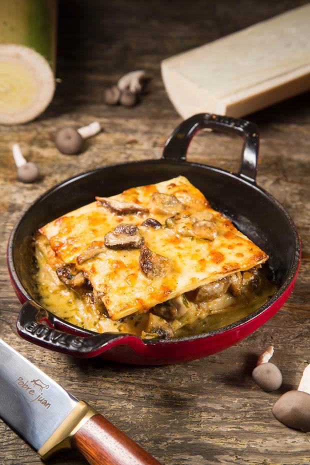 Receita: lasanha de pupunha para surpreender os vegetarianos! (Foto: divulgação)