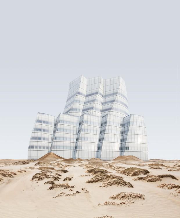 A sede da InterActiveCorp foi feita por Frank Gehry em 2007  (Foto: Anton Repponen)