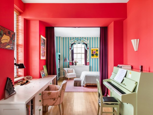 Bette Midler coloca cobertura de R$ 206 milhões à venda em Manhattan (Foto: Divulgação)