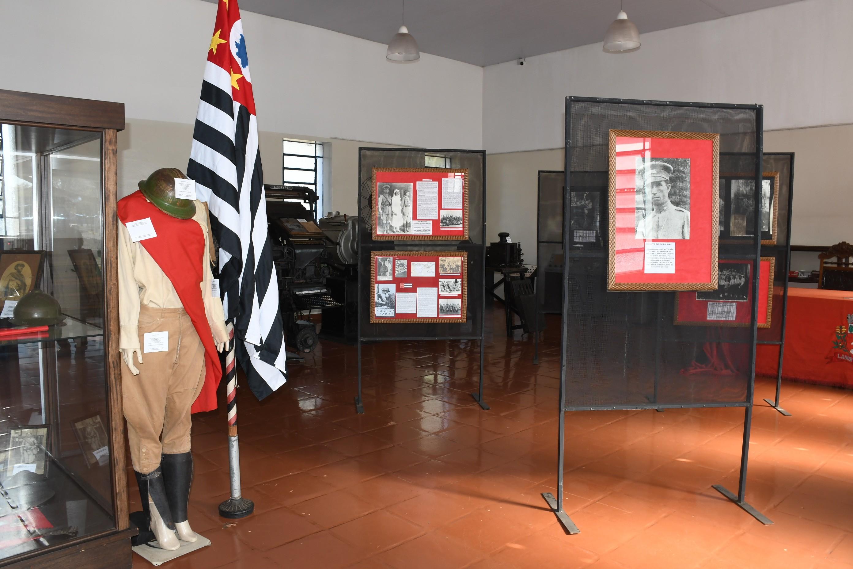 Museu de Presidente Prudente abre aos fins de semana para visitação