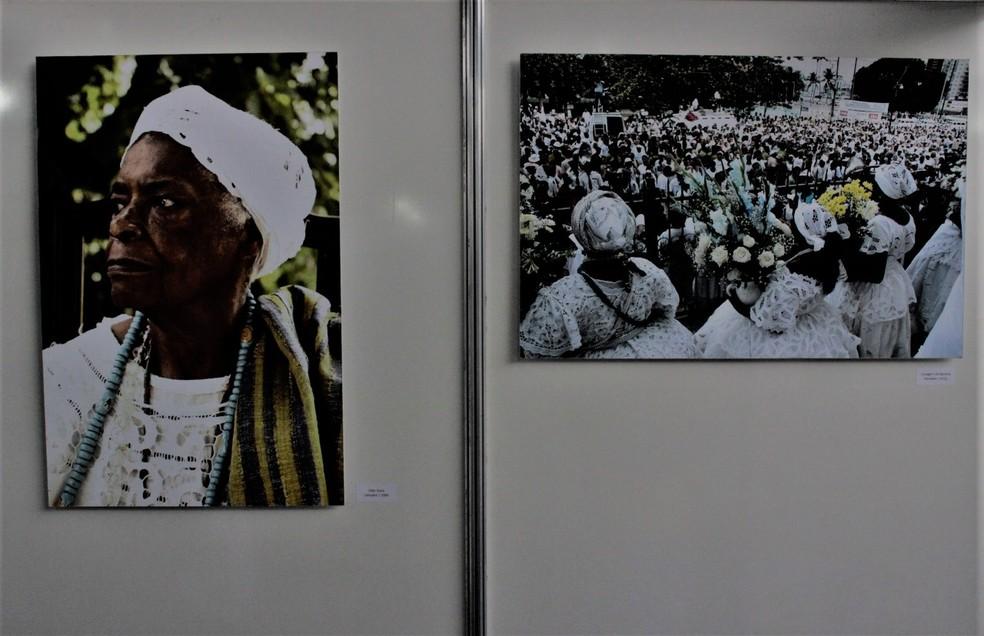 """Fotos da exposição """"Herança Viva"""" — Foto: Januário Garcia"""