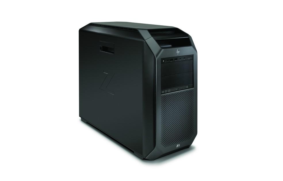 HP Z8 G4 suporta dois processadores Intel Xeon (Foto: Divulgação/HP)