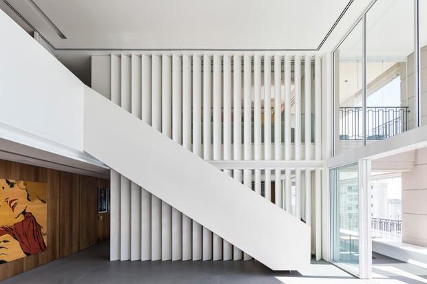 cv ama escadas (Foto:  )