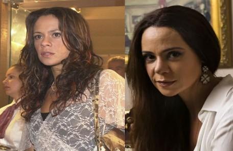 Vanessa Gerbelli foi Fernanda, ex-garota de programa e mãe de Salete (Bruna Marquezine), do relacionamento com Téo (Tony Ramos). Atualmente, a atriz pode ser vista na série 'A divisão', do Multishow Reprodução