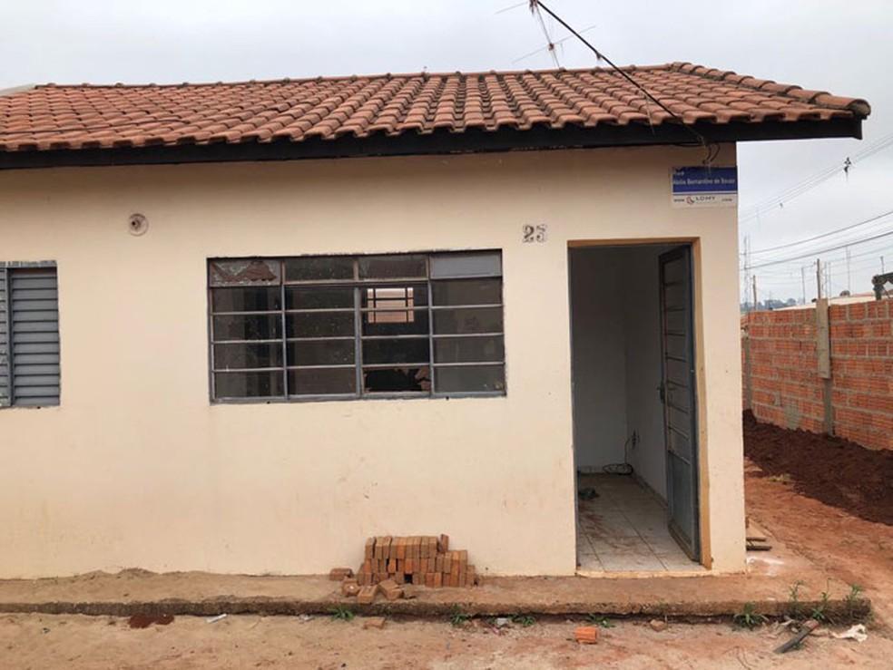 Idosa foi mantida em cativeiro por mais de 24 horas no bairro Santa Clara em Assis  (Foto: Assiscity/ Divulgação )