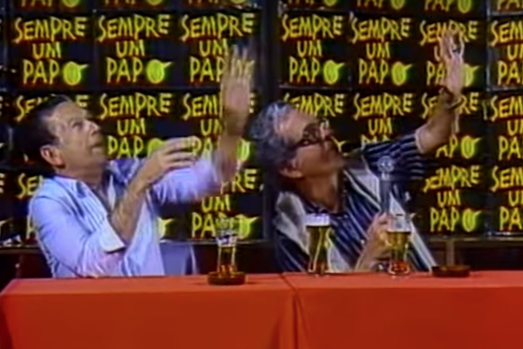 Hélio e Fernando