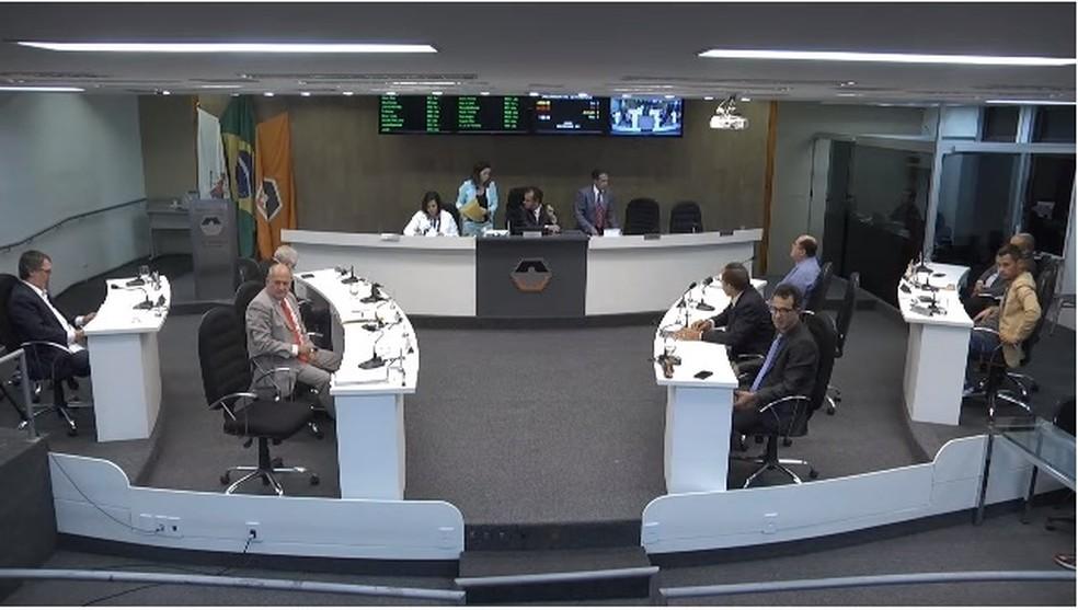 -  Proposta de decreto foi votada nesta terça-feira  12   Foto: Câmara Municipal/reprodução
