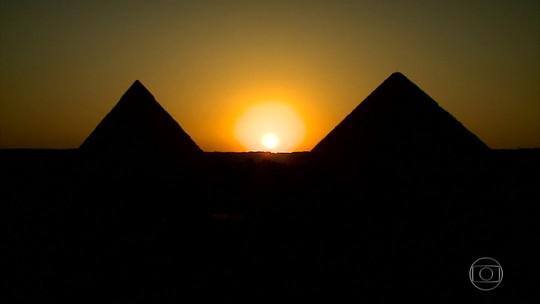 Primeiras padarias alimentavam os homens que levantaram as pirâmides do Egito