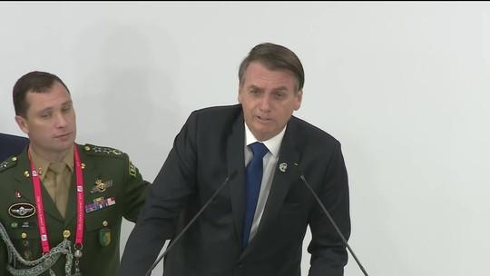'Pena que não foi na Indonésia', diz Bolsonaro sobre militar preso na Espanha com 39 kg de cocaína