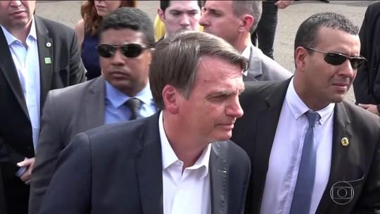 Bolsonaro diz que, se decreto do porte de armas for inconstitucional, tem que deixar de existir