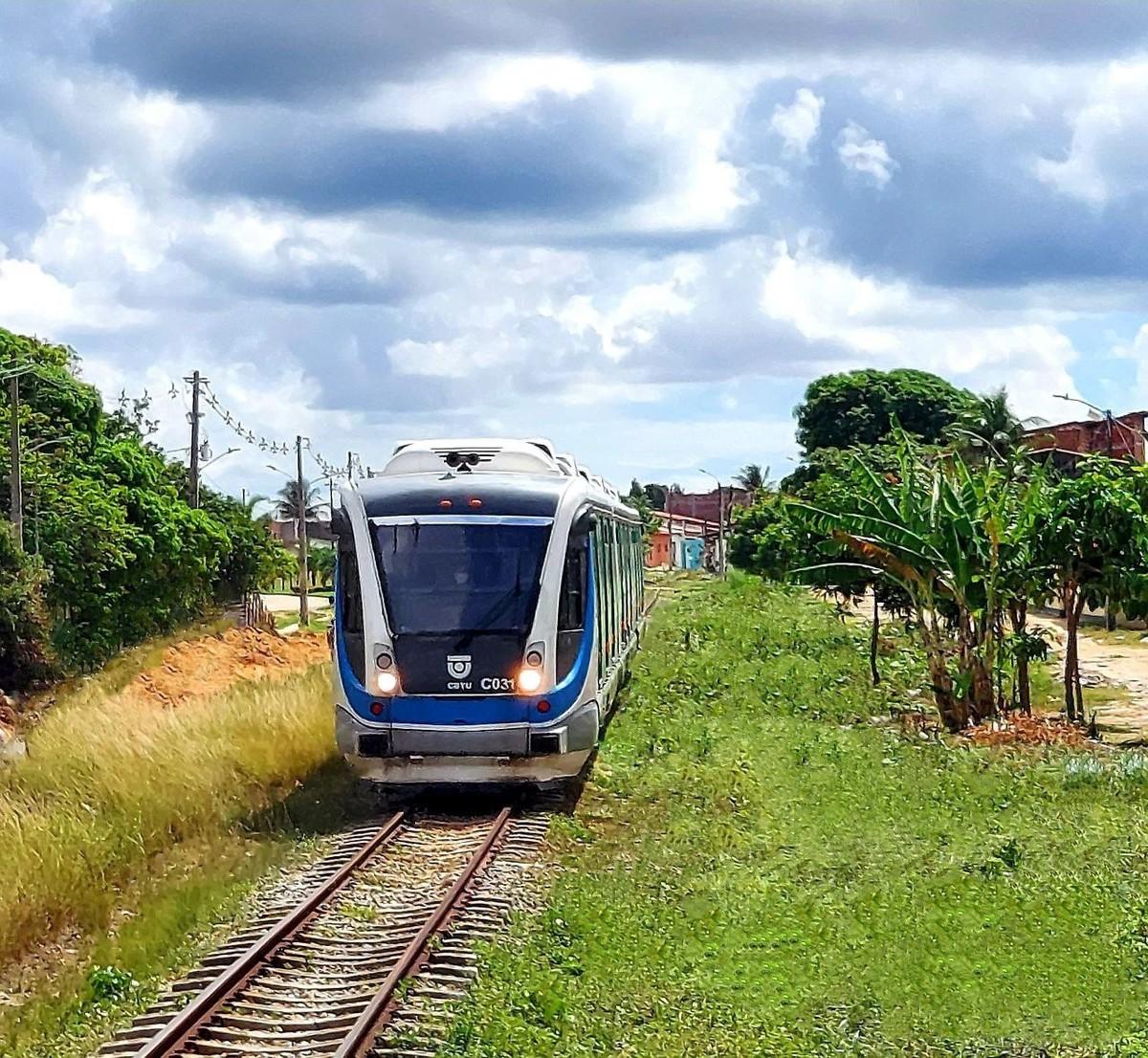 Trens da Linha Sul têm funcionamento alterado nesta sexta e sábado na Grande Natal