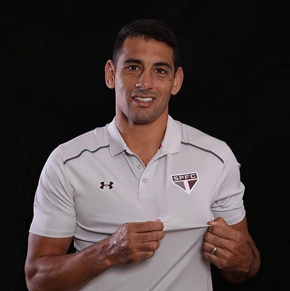 São Paulo anuncia Diego Souza, que escreve carta de despedida ao Sport