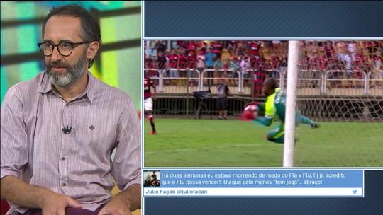 """Para analistas, Fla x Flu vale mais para o Tricolor: """"Momento de afirmação"""""""