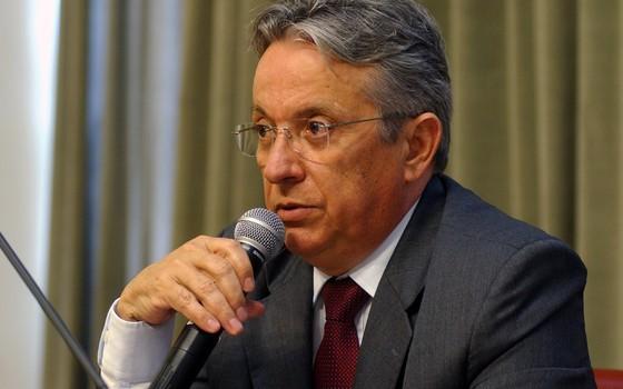 Renilson Rehem em palestra na Assembléia Legislativa de São Paulo (Foto: ASCOM/Assembleia Legislativa do Estado de SP)