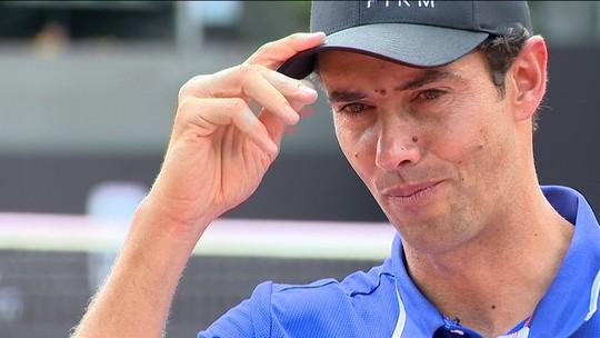 Em clima de despedida, André Sá fala sobre carreira no tênis