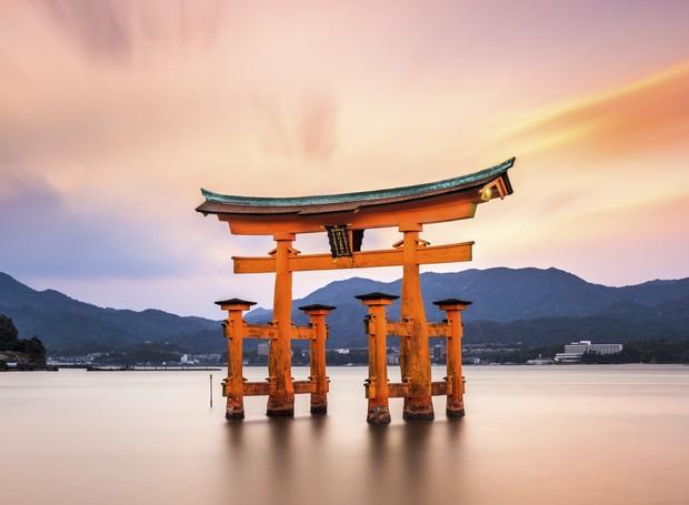 Santuário Itsukushima (Foto: Reprodução/ GaijinPot Travel)