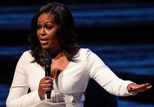 A ex-primeira-dama Michelle Obama  (Foto: Jack Taylor/Getty Images)